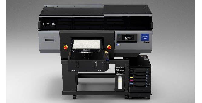 Epson lanza su nueva solución de impresión directa de prendas: la SureColor SC-F3000
