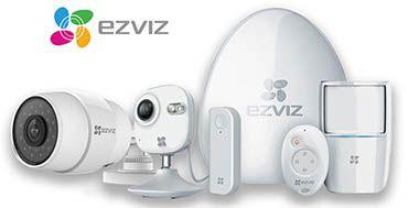 EZVIZ ofrece descuentos de hasta el 40% en cámaras inteligentes