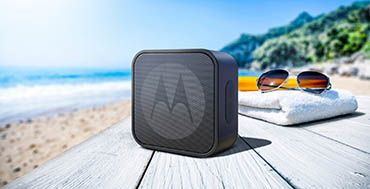 Motorola presenta su nuevo altavoz portátil e inteligente: Sonic Boost 220