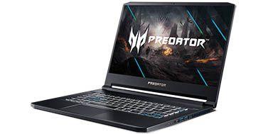 Acer lanza sus nuevos portátiles gaming con procesadores de 10ª Gen Intel Core