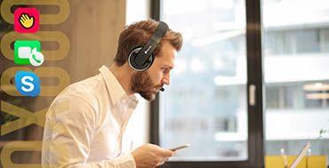 NGS VOX800 USB, auriculares estéreos de gran calidad