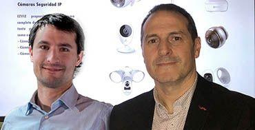 EZVIZ suma dos incorporaciones a su plantilla en España
