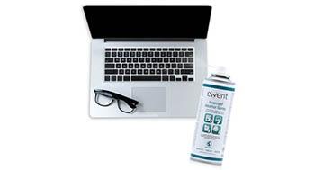 Ewent facilita la limpieza y desinfección en los espacios de trabajo