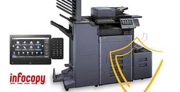 Infocopy ofrece soluciones de impresión para todos los tipos de empresas