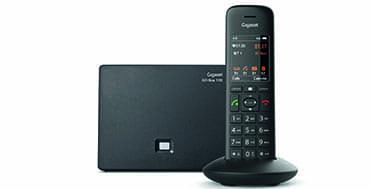 El nuevo y súper cómodo C575, llega a la línea de telefonía DECT de Gigaset