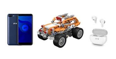 SPC prepara la vuelta al cole con tablets, smartphones y kits de robótica educativa