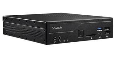 Los PCs Shuttle de 1,3 litros empezarán a usar procesadores Intel Core de 10ª generación