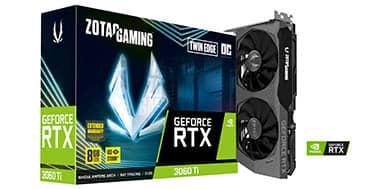 Ya está aquí la nueva serie Geforce RTX 3060 Ti de Zotac Gaming