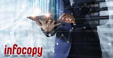 La automatización de procesos es el nuevo pilar básico del futuro para  las empresas según Infocopy