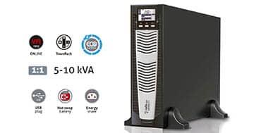 La nueva gama de SAIs SDU de Riello UPS es perfecta para aplicaciones vitales