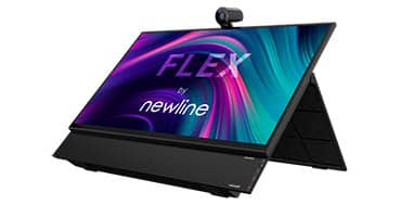 Flex de Newline será el monitor que transformará los espacios de trabajo