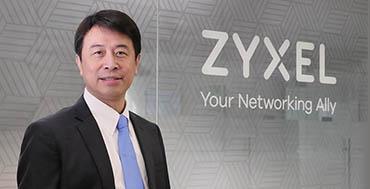 Brian Tien es el nuevo vicepresidente mundial de ventas y marketing de Zyxel