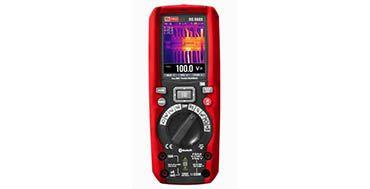 RS Components presenta el primer multímetro digital RS PRO que permite mostrar imágenes térmicas