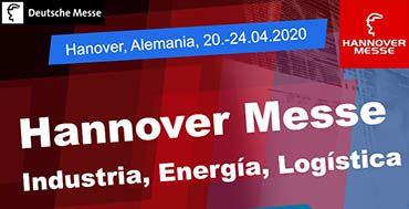 Cómo la Transformación Industrial ofrece orientación en tiempos turbulentos será el tema central de Hannover Messe 2020