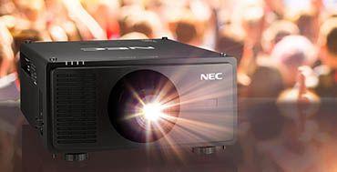NEC ha presentado su nuevo proyector láser en ISE 2020