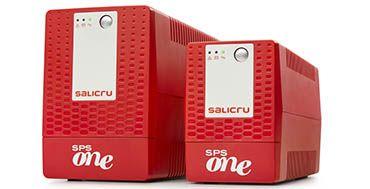 La renovada serie de SAIs SPS ONE de Salicru es perfecta para la protección eléctrica de la ofimática profesional y doméstica