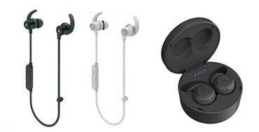 Nace Xelerate y E7/1000, los auriculares para las actividades de salud y fitness