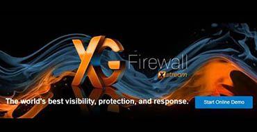 Sophos lanza una nueva arquitectura Xstream para XG Firewall