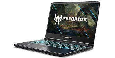 Nueva actualización de los portátiles gaming Predator Helios, Predator Triton y Nitro de Acer