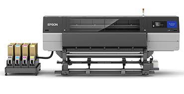 Epson lanza al mercado su nueva impresora subliminal para el sector textil