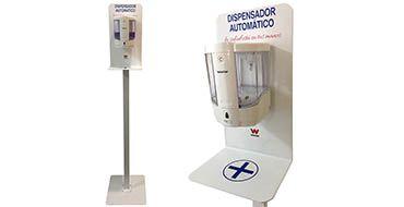 Con los nuevos Woxter Dispenser 5 y Woxter Dispenser 10 se extreman las medidas de precaución