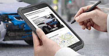 Smartphones y tabletas profesionales Samsung llegan a España distribuidas por el mayorista de informática MCR