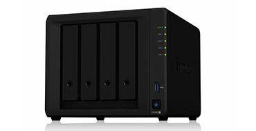Un NAS preparado para almacenamientos en el hogar y pequeñas empresas llega de la mano de Synology con el DS920