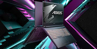 GIGABYTE renueva sus equipos AORUS con panel de 144Hz y espacio color 72% NTSC especiales para gaming