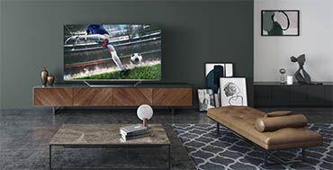 Hisense U7QF es el nuevo televisor oficial de la UEFA