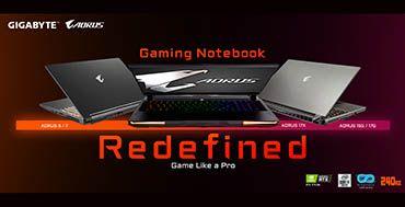 GIGABYTE AORUS 15G: el portátil gaming con el teclado mecánico más delgado y ligero del mercado