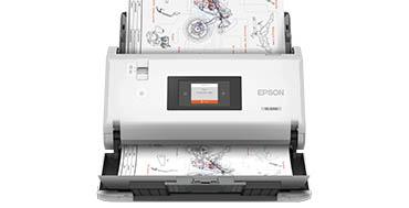Epson presenta sus nuevos escáneres para documentos A3