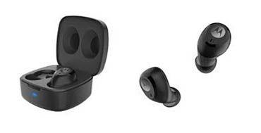Motorola ha lanzado los nuevos auriculares inalámbricos VerveBuds 100