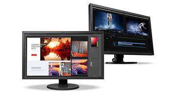 EIZO ha anunciado el lanzamiento del monitor de 27 pulgadas ColorEdge CS2740