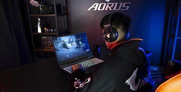 Gigabyte presenta la gama de portátiles para disfrutar de los videojuegos sin salir de casa