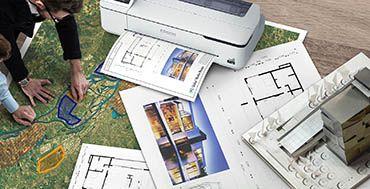 Epson lanza la impresora SureColor SC-T 2100 de gran formato: compacta, económica y portátil