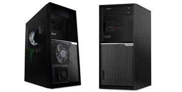 Veriton K es la nueva serie de estaciones de trabajo de Acer