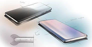 OnePlus 8 Interstellar Glow, excelencia en diseño