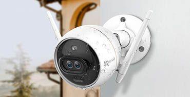 EZVIZ lanza la cámara de seguridad C3X con Inteligencia Artificial incorporada