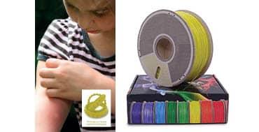 StudyPLAN comercializa ya el primer filamento anti-mosquitos apto para impresoras 3D caseras