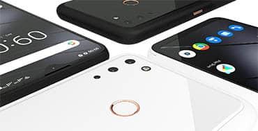 Llegan los Gigaset GS3 y GS4, dos smartphones de baterías reemplazables y carga inalámbrica Made in Germany