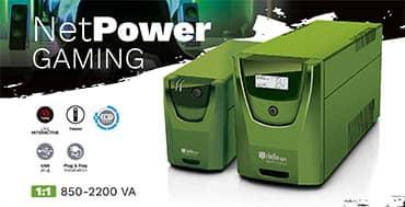 Riello UPS lanza una promoción en su gama Net Power Gaming con un 25% de descuento