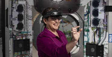 El nuevo dispositivo de Realidad Mixta de Microsoft, HoloLens 2, ya está en España