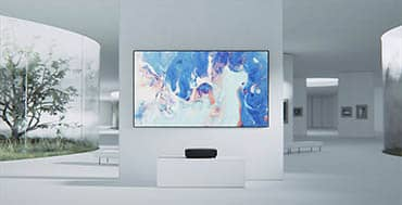 La Liga vuelve con el nuevo Láser TV de Hisense con el que se pueden vivir experiencias inmersivas y emocionantes sin salir de casa