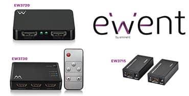 Conoce qué son y para qué sirven los splitters de vídeo de Ewent