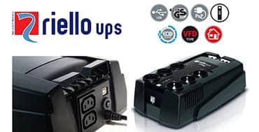 La gama de SAIs domésticos iPlug de Riello hace más seguro el teletrabajo