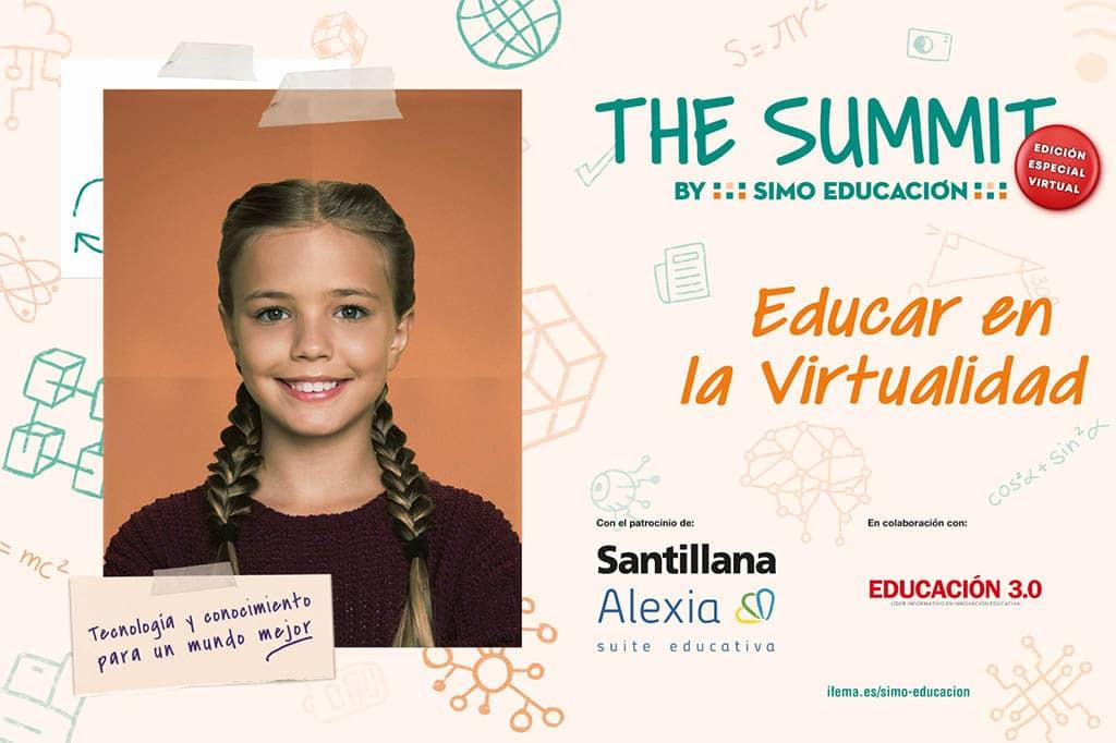 Llega THE SUMMIT by SIMO EDUCACIÓN para conversar sobre la innovación educativa