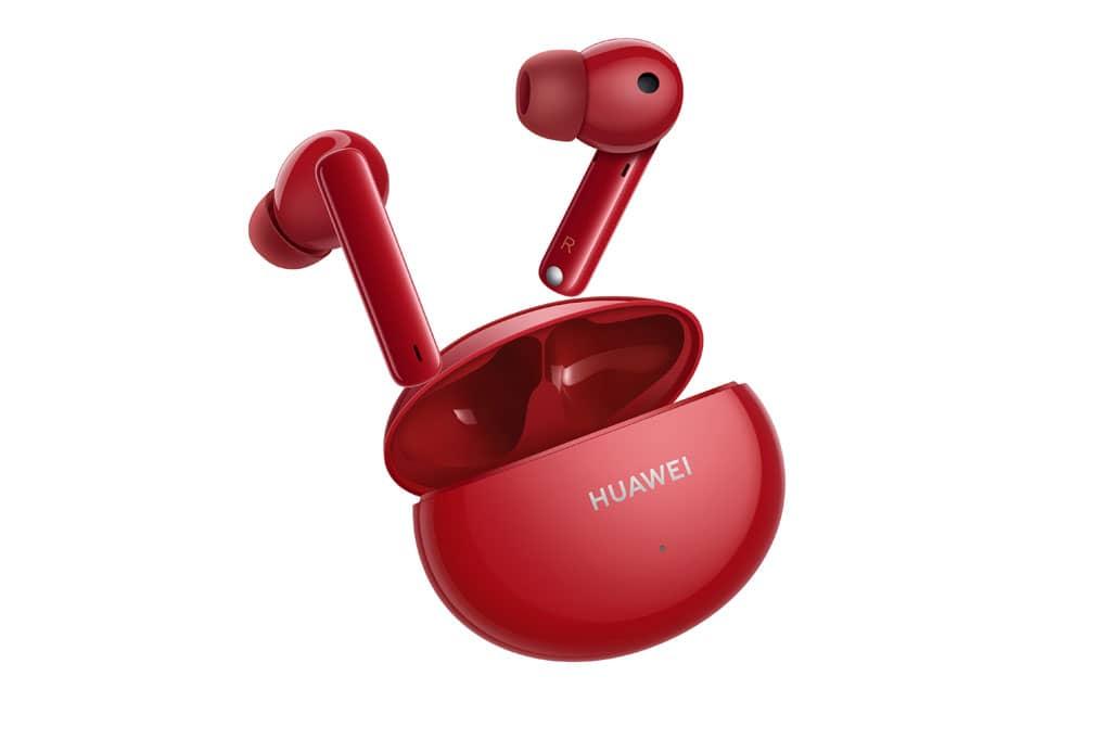 HUAWEI FreeBuds 4i garantiza hasta 22 horas de uso con una sola carga