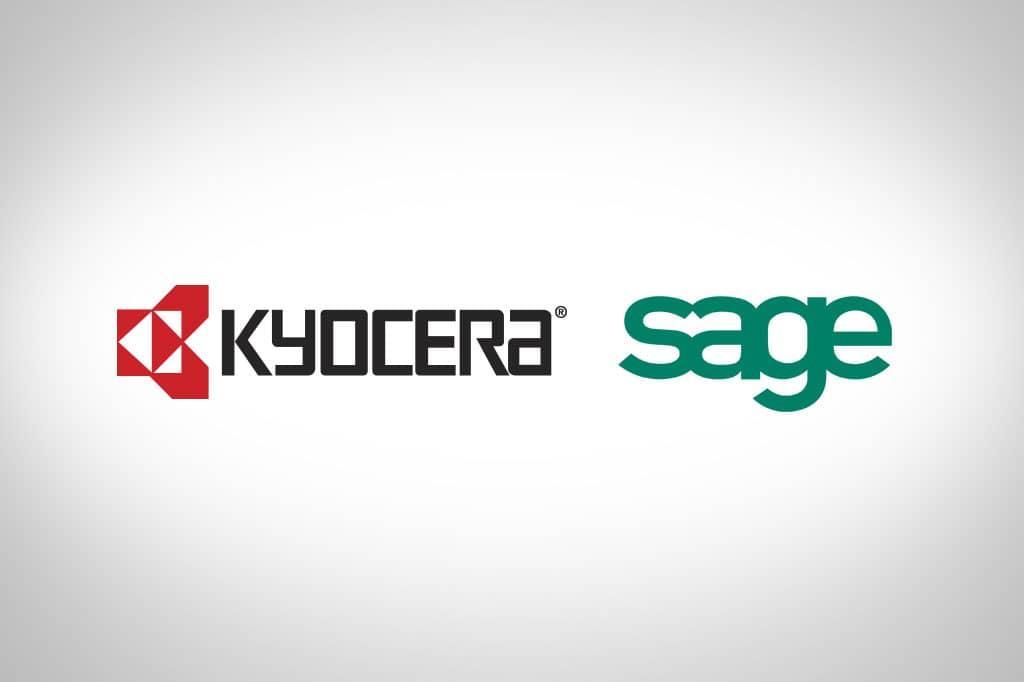 Kyocera es el nuevo Partner ISV de Sage para integrarsea su solución en Sage X3