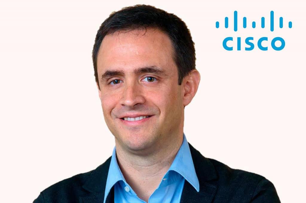 Ángel Ortiz ha sido nombrado como nuevo Director de Ciber-Seguridad de Cisco en España
