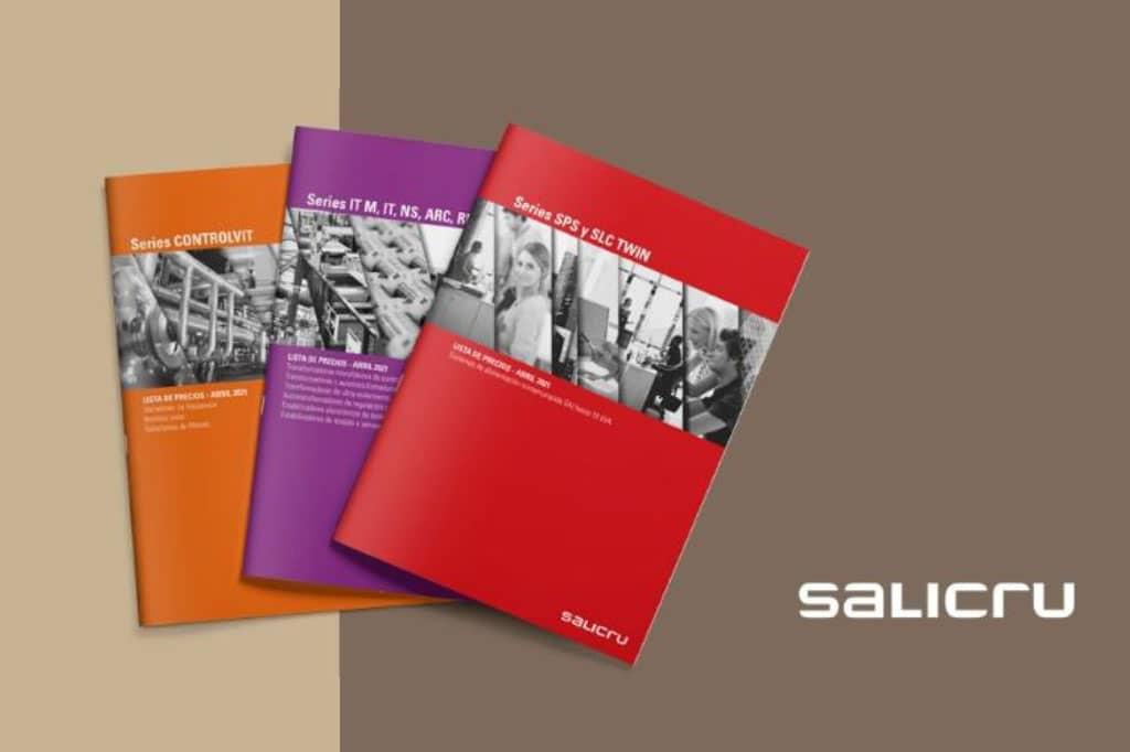 Salicru actualiza los precios de algunas de sus series de Sistemas de Alimentación
